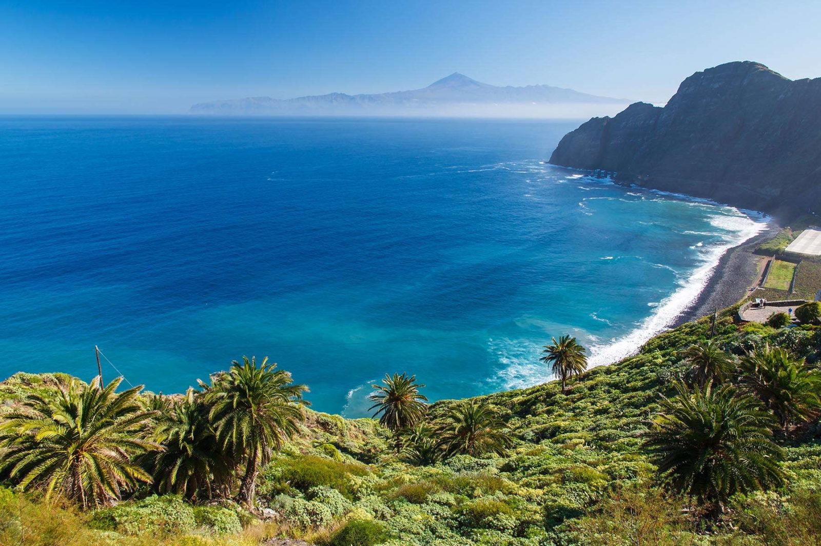 Tenerife - Beach Land